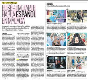 No dormirás en el Festival de Málaga